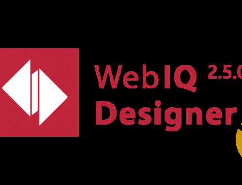 WebIQ 2.5 verfügbar – Darauf können Sie sich freuen